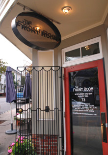 The Front Room restaurant