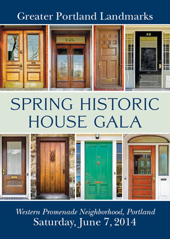50th Anniversary Historic House Gala to benefit Greater Portland Landmarks