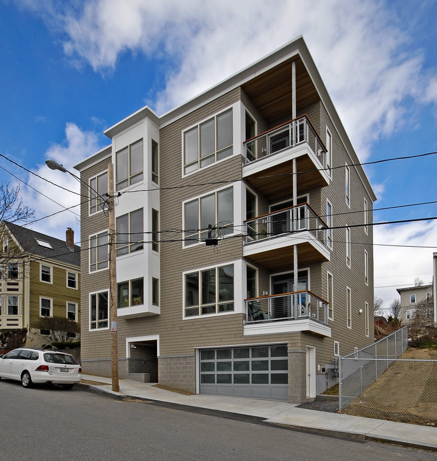 Downeast Magazine features the Munjoy Hill home of David