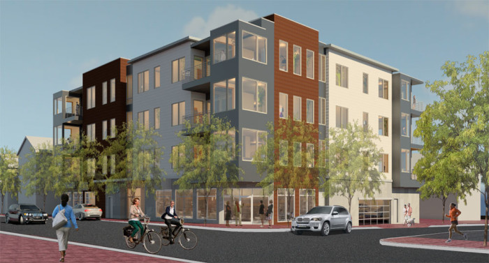 118 On Munjoy Hill exterior rendering