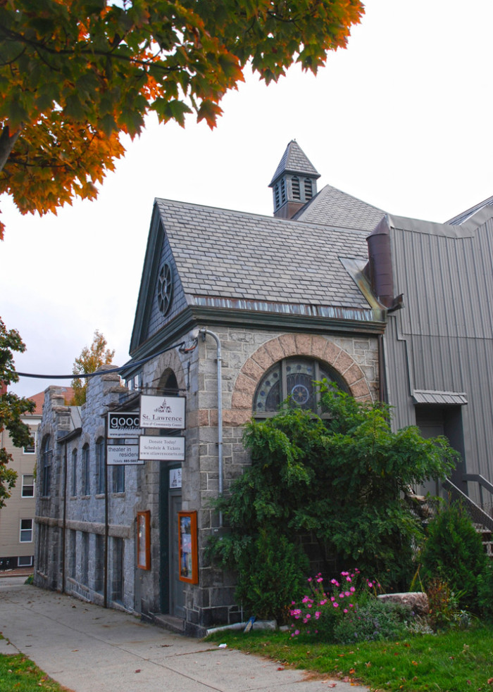 St. Lawrence Arts Center, home of Good Theater